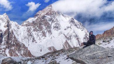 Gorzkowska planuje atak na szczyt K2. Chce go zdobyć pod koniec tygodnia. Fot. FB/Magdalena Gorzkowska/Szczyt Twoich Możliwości