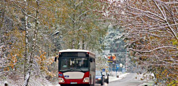 Sosnowiec: CiepłoBus do końca lutego, miasto wystawia koksowniki. Fot. UM Sosnowiec