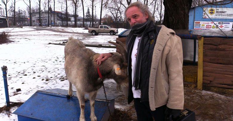 Koza ROPOLEK mieszka na stacji benzynowej w Mikołowie! jej historia jest niesamowita!