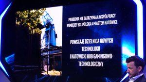 -Nowy hub technologiczny ma powstać na kolejnym terenie po górniczym. Na kolejnym terenie, który wiąże się z historią naszego miasta - mówi Waldemar Bojarun, wiceprezydent Katowic