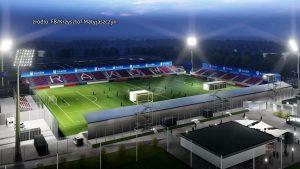 Raków zagra na nowym stadionie prawdopodobnie już w kwietniu. Niekończąca się historia jednak będzie miała swoje zakończenie