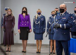 Największy garnizon policji w Polsce z nowym szefem. Roman Rabsztyn nowym komendantem wojewódzkim śląskiej policji (fot.KWP Katowice)