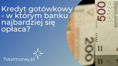Kredyt gotówkowy - w którym banku najbardziej się opłaca? (fot.materiały prasowe partnera)