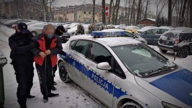 Śląskie: Zaatakował sąsiada nożem. Grozi mu dożywocie (fot.KPP Mikołów)
