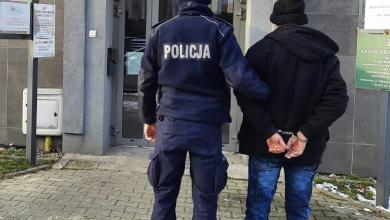 Śląskie: Ugodził nożem znajomego podczas imprezy. Grozi mu dożywocie (fot.Śląska Policja)