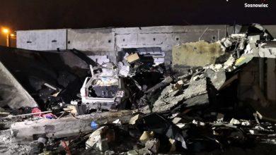 Potężna eksplozja w Sosnowcu [ZDJĘCIA] Jak do tego doszło? (fot.Śląska Policja)