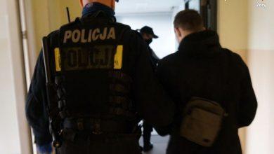 Żory: z nożem na 14-latków. Ukradł im... maseczkę i powerbanki. Fot. Śląska Policja