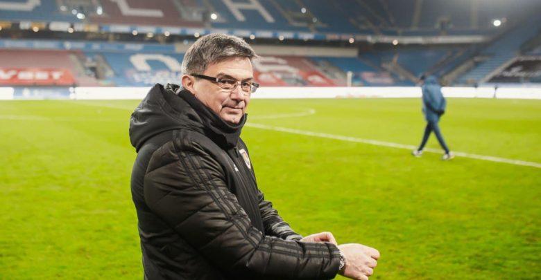 Piast nie przegrał w lidze już ośmiu meczów z rzędu i jak zapowiada trener Piastunek, Waldemar Fornalik - dzisiaj passa musi zostać podtrzymana (fot.GKS Piast Gliwice)