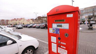 Nowy system płatności za parkowanie w Pszczynie. Fot. UM Pszczyna