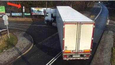 Niedawno informowaliśmy, że Miejski Zarząd Dróg w Bielsku-Białej posiada mobilną kamerę i rozpoczął jej używanie w Hałcnowie. Jak się okazało wystarczyło kilka dni, by zarejestrować wielotonowe samochody, które niszczą nawierzchnie jezdni. Fot. UM Bielsko-Biała