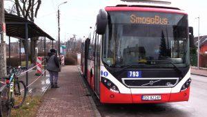 Smogobus w Sosnowcu odwiedzi te części miasta, w których jest najwięcej domów jednorodzinnych i największy problem ze smogiem