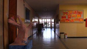 Z obdrapanej zamieni się w piękną. Studenci WST w Katowicach zaprojektowali modernizację podstawówki!