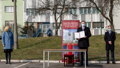 Koniec tułaczki po całym mieście. Sąd Rejonowy Katowice-Wschód będzie miał nową siedzibę (fot.slaskie.pl)