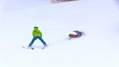 W Beskidach znowu sypie śnieg, warunki na stokach dobre. Sezon narciarski wciąż trwa!