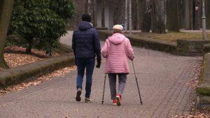 Miasto zadbało o seniorów w Katowicach, Po koronawirusie zajmuje się nimi specjalny trener
