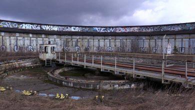 Piękna parowozownia w Katowicach niszczeje i jest rozkradana! Wandali nie da się powstrzymać?