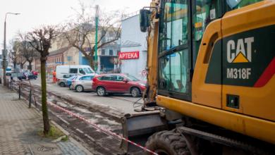 Zmiany na sosnowieckich drogach. Dotyczą ulic Piłsudskiego i Małachowskiego (fot.UM Sosnowiec)