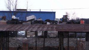 Nie wywiozą niebezpiecznych odpadów przez polityczne utarczki? Sytuacja wokół wywozu śmieci z mysłowickiej Brzezinki robi się coraz bardziej napięta