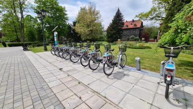 Pszczyna uruchamia rower miejski. Do wypożyczenia 80 rowerów. Fot. UM Pszczyna