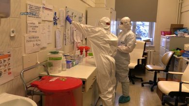 Bytom przygotowuje się na trzecią falę koronawirusa. Rusza kolejny oddział COVID-owy