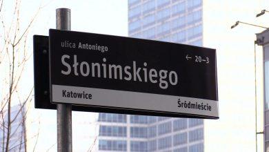 Nowy system oznakowania ulic w Katowicach. Koncepcje to pomysły speców z ASP Katowice