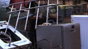 Strażacy z OSP Boruszowice-Hanusek zbierają złom. Jak nazbierają, kupią nowe kombinezony