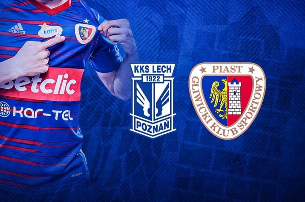 Taki mały jubileusz. Piast Gliwice i Lech Poznań zagrają dzisiaj 25. mecz (fot.GKS Piast Gliwice)