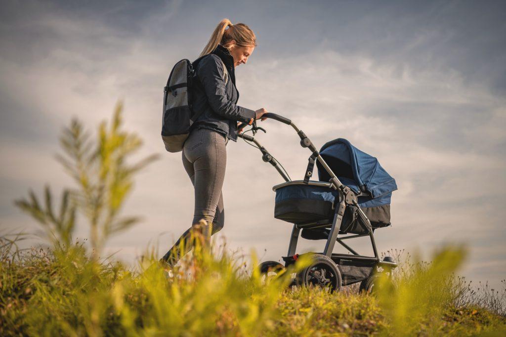 Wózek sportowy - na spokojne spacery i szybkie treningi (fot.materiały partnera)