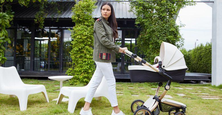 Wózek Mima Xari - nowoczesny design i funkcjonalność