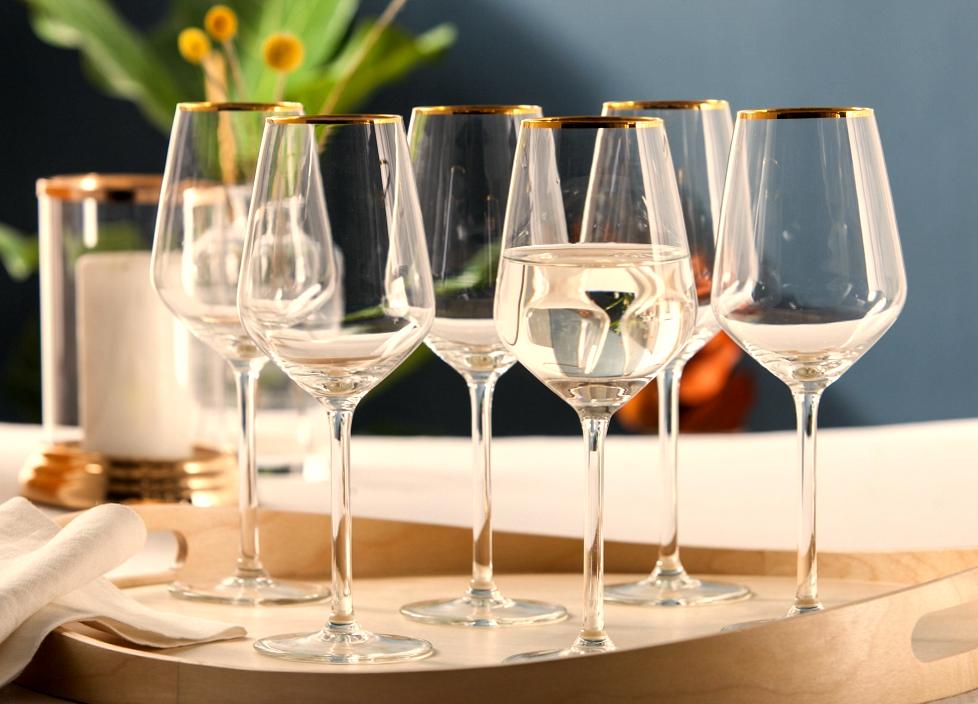 kieliszki do białego wina (foto: materiał partnera)