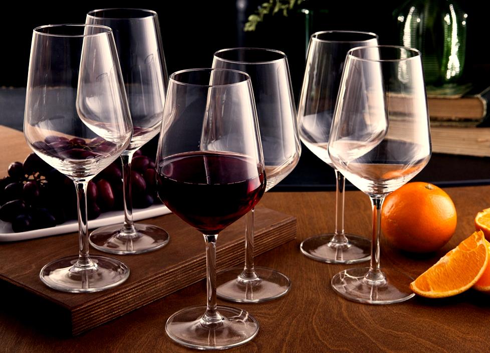kieliszki do czerwonego wina (foto: materiał partnera)