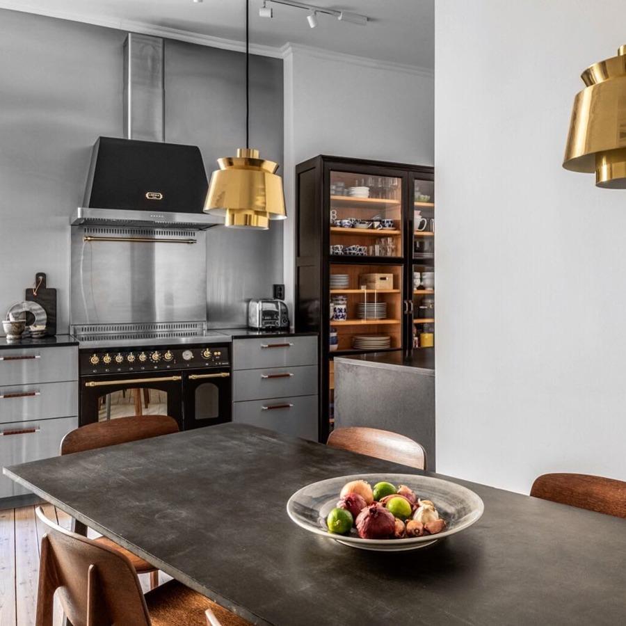 Funkcjonalne i nieszablonowe wnętrze - kuchnia loftowa (fot.materiały partnera)