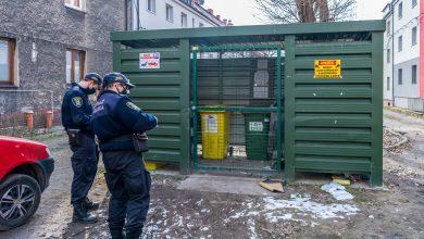 Bytom: Straż Miejska kontroluje placyki gospodarcze (fot.UM Bytom)
