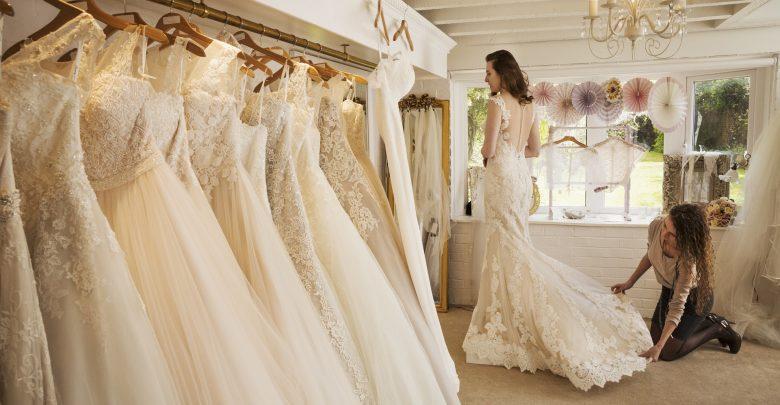 Jak szybko i sprawnie wybrać wymarzoną suknię ślubną? (foto: materiał partnera)