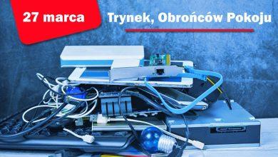 Gliwice: Ruszają dzielnicowe zbiórki elektrośmieci. Gdzie i kiedy można je oddać? (fot.UM Gliwice)
