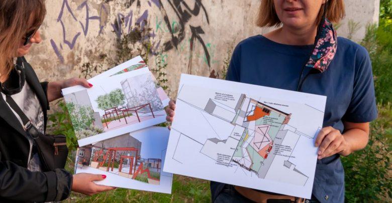 Zielona Strefa w Bytomiu. Jakie atrakcje powstaną przy Katowickiej 29? (fot.UM Bytom)