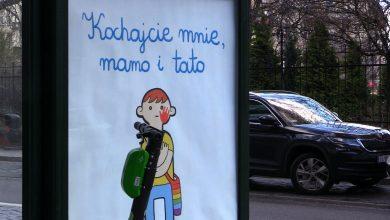 Tęczowe plakaty pojawiły się na Śląsku. To akcja skierowana to rodziców osób LGBT+