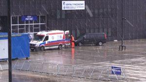 Cały czas potrzebni są wolontariusze do pracy w tymczasowym szpitalu w Międzynarodowym Centrum Kongresowym w Katowicach