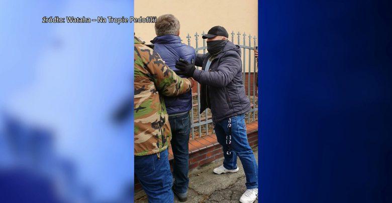 Łowcy pedofili z Grupy WATAHA w akcji w Mysłowicach! 48-latek umawiał się na seks w samochodzie z dzieckiem!