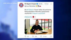 Lewandowski w spódnicy, Weronika Zawistowska z Czarnych Sosnowiec idzie do Bayernu!