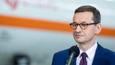 Premier zaszczepi się szczepionką Astra Zeneca. Fot. premier.gov.pl