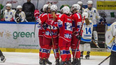 Polonia Bytom ma podwójnego mistrza w hokeju! Hokeistki i juniorzy ze złotem! (fot. UM Bytom)
