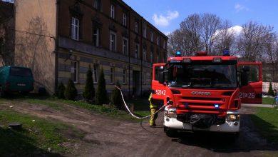 Jedna osoba zginęła w pożarze, do którego doszło w środę, 21 kwietnia przed południem w budynku wielorodzinnym przy ul. Bytomskiej w Mysłowicach