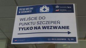 Szczepić będą śpiewająco. Nowy punkt szczepień w Sosnowcu urządzono w szkole muzycznej