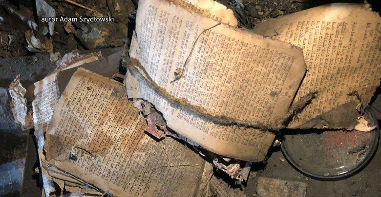 Sensacyjne znalezisko podczas remontu kamienicy! W Będzinie znaleziono prawdziwy skarb
