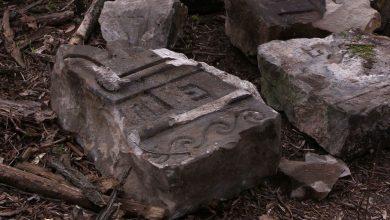 Żydowskie nagrobki w Będzinie zostały pocięte. Zbudowano z nich rampę kolejową. Ruszyło ich odzyskiwanie