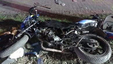 Jastrzębie-Zdrój: Potrącił i odjechał. Pasażer motoroweru nie żyje, kierowca Jeepa dzień później zgłosił się na policję (fot. policja)