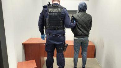 Katowice: Zniszczyła wagon tramwajowy. 21-latka miała dwa promile alkoholu (fot.Śląska Policja)