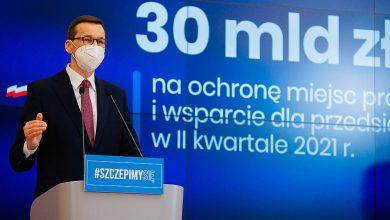 Tarcza Antykryzysowa. Rząd uruchamia wsparcie dla kolejnych branż (fot.premier.gov.pl)