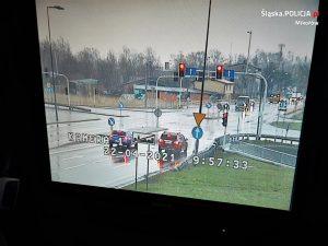 Ten biały bus to nie kurier ani dostawca. Sieje postrach na Śląsku! (fot.policja)